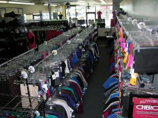 Businesses For Sale-Profitable Uniform Store-Buy a Business