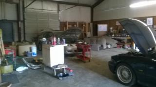 Tire & Auto Repair Shop for Sale in Montgomery Cou
