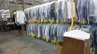 Mega Dry Cleaners