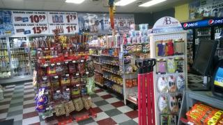 Gas Station C Store