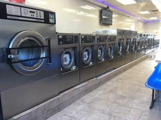 Established Laundromat with New Machines