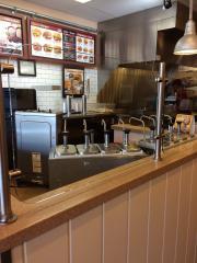 Popular Burger Resta...