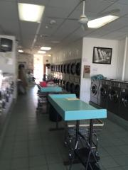 Neighborhood laundromat