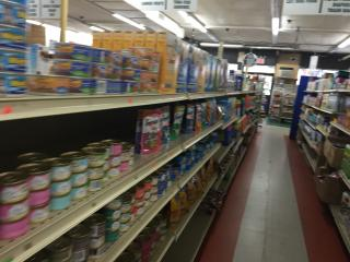 Neighborhood Supermarket in Queens County, NY