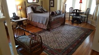 Victorian Style Bed ...