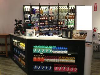 New Liq Store