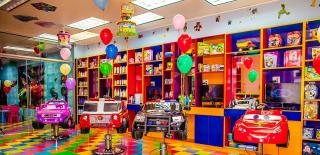Popular Barber Salon...
