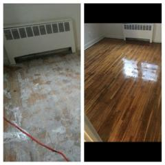 Wood Floor Refinishi...