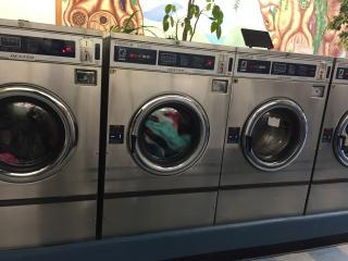 Thirty Yr. Old Laundromat