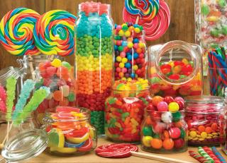 Well-Known Candy Store