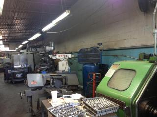 Manufacturing Machine Shop For Sale