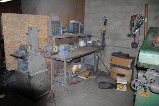 Suffolk County, NY Metal Fabrication Shop