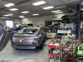 Auto Collision Shop -Suffolk County, NY