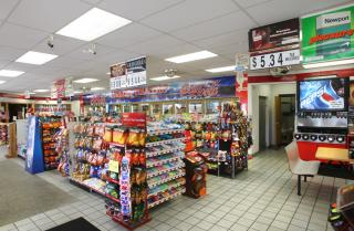 Beautiful Convenience Store