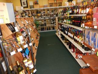 Liquor/wine store