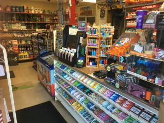 Gas Station and Food Mart For Sale