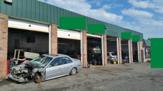 Businesses For Sale-Auto Repair 10000sf-Buy a Business