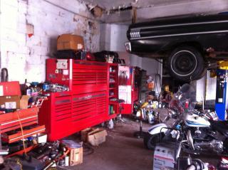 Established Automotive Shop