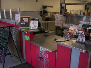 franchised pizza