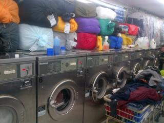 Laundromat & Drop-Off Dry Cleaners on the UWS