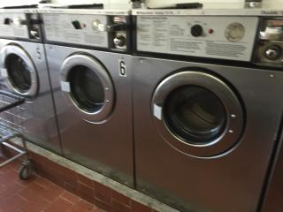 Twenty Yr. Old Laundromat For Sale