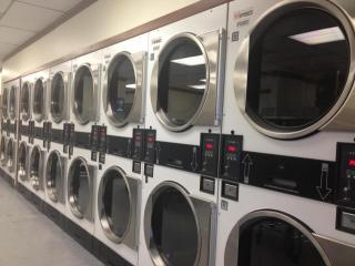 Businesses For Sale-High Vol Laundromat-Buy a Business