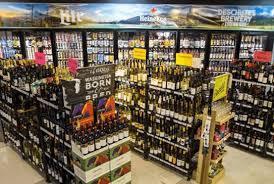 Wine and Liquor Store