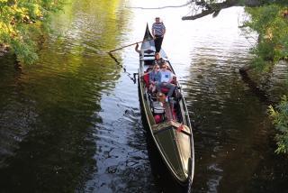 Pedal Boat/Gondola Business- Suffolk County, MA
