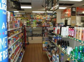Gas Station with Deli and Grill in Hoke County, NC