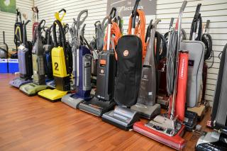 Vacuum Retail and Repair Shop