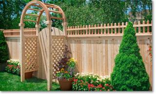 Fence Decks