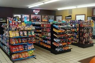 Absentee-Run Branded Gas Station w/Large Mart