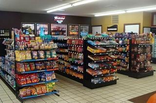 Gas Station w/Mart