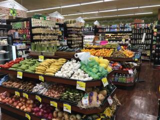 Newly Renovated Supermarket in Brooklyn