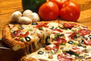 Niche Pizza Shop