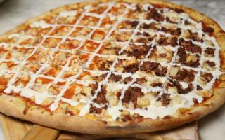 Pizza Burger Rest