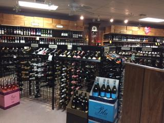 Wine and Liquor Store in Suffolk County,NY
