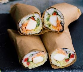 Sushi Burrito Japanese Restaurant