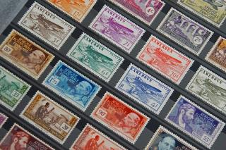Stamp Coin Busines