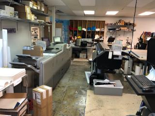Niche Printing Business for sale in Central Texas