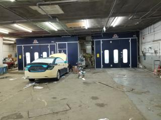 Auto Painting & Body Work