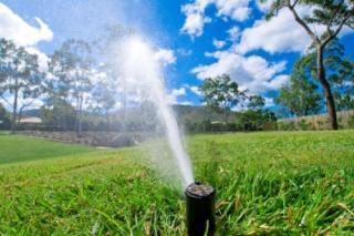 Lawn Sprinkler Co