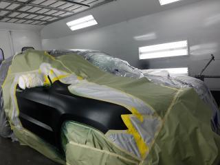 Auto Body 7000 sf