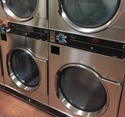Laundry New Machines