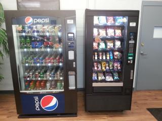 Established Vending Machine Business