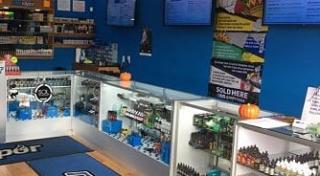 CBD Vapor store