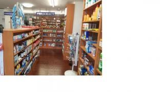 Pharmacy w/ Apt