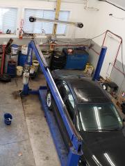 Established Autoshop in Orange County