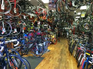 Full Svc Bike Shop