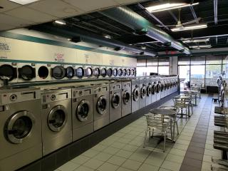 Businesses For Sale-4000 SF Laundromat-Buy a Business
